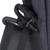 "RivaCase (7730) Suzuka 15,6"" fekete laptop táska"