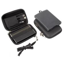 RivaCase Tok,  2,5 HDD vagy GPS-hez, RIVACASE 9102 fekete tok és táska