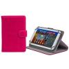 """RivaCase Univerzális táblagéptok, 7"""",  """"Orly 3012"""" pink"""