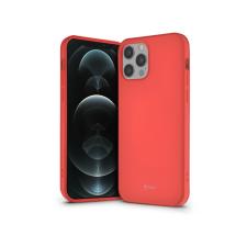 ROAR Apple iPhone 12/12 Pro szilikon hátlap - Roar All Day Full 360 - peach pink tok és táska