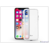ROAR Apple iPhone X hátlap - Roar Bright Clear - transparent