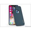 ROAR Apple iPhone X hátlap - Roar Rico Hybrid - blue green