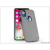 ROAR Apple iPhone X hátlap - Roar Rico Hybrid - space grey