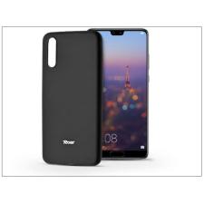 ROAR Huawei P20 szilikon hátlap - Roar All Day Full 360 - fekete tok és táska