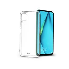 ROAR Huawei P40 Lite szilikon hátlap - Roar All Day Full 360 - transparent tok és táska