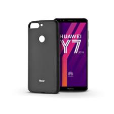 ROAR Huawei Y7 (2018)/Y7 Prime (2018)/Honor 7C szilikon hátlap - Roar All Day Full 360 - fekete tok és táska