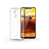 ROAR Nokia 8.1 (2018) szilikon hátlap - Roar All Day Full 360 - transparent