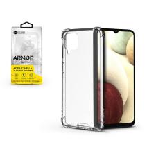 ROAR Samsung A125F Galaxy A12 szilikon hátlap - Roar Armor Gel - transparent tok és táska