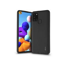 ROAR Samsung A217F Galaxy A21s ütésálló hátlap - Roar Rico Hybrid - black tok és táska