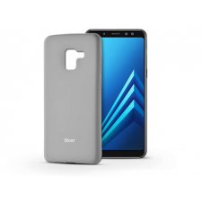 ROAR Samsung A530F Galaxy A8 (2018) szilikon hátlap - Roar All Day Full 360 - szürke tok és táska