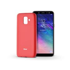 ROAR Samsung A600F Galaxy A6 (2018) szilikon hátlap - Roar All Day Full 360 - hot pink tok és táska