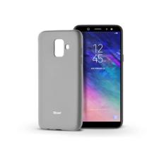 ROAR Samsung A600F Galaxy A6 (2018) szilikon hátlap - Roar All Day Full 360 - szürke tok és táska