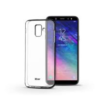 ROAR Samsung A600F Galaxy A6 (2018) szilikon hátlap - Roar All Day Full 360 - transparent tok és táska