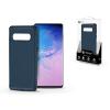 ROAR Samsung G973U Galaxy S10 szilikon hátlap - Roar Carbon Armor Ultra-Light Soft Case - kék
