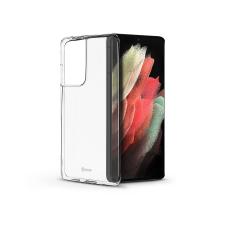 ROAR Samsung G998F Galaxy S21 Ultra szilikon hátlap - Roar All Day Full 360 - transparent tok és táska