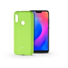 ROAR Xiaomi Mi A2 Lite szilikon hátlap - Roar All Day Full 360 - lime tok és táska