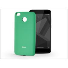 ROAR Xiaomi Redmi 4X szilikon hátlap - Roar All Day Full 360 - zöld tok és táska
