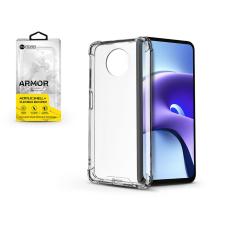 ROAR Xiaomi Redmi Note 9T 5G szilikon hátlap - Roar Armor Gel - transparent tok és táska