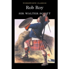 Rob Roy – Walter Scott idegen nyelvű könyv