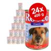 Rocco Classic óriáscsomag 24 x 400 g - Marha & tőkehal