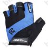 Rock Machine ProSpeed rövid ujjú kesztyű, kék/fekete XXL