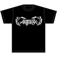 Rock Off Anthrax Death Hands Mens T Shirt: XL