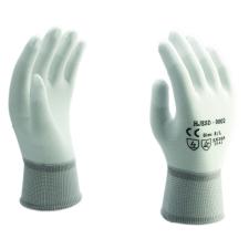 Rock Safety Antisztatikus PU ujjvégen mártott kesztyű védőkesztyű