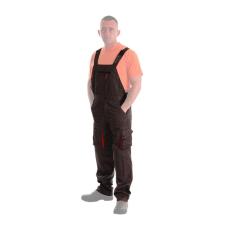 Rock SAFETY® ROCK szürke-narancssárga melles (kertész) nadrág : Munkaruha jelege: - Nadrág, Nadrág kialakítása: - Kantáros /Kertész /Melles, Szín: - Szürke-Narancs, UN méret: - 58-as (XL)