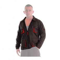 Rock SAFETY® ROCK szürke-narancssárga munkás dzseki : Kabát kialakítása: - Dzseki, Munkaruha jelege: - Kabát / Dzseki, Szín: - Szürke-Narancs, UN méret: - 54-es (L)