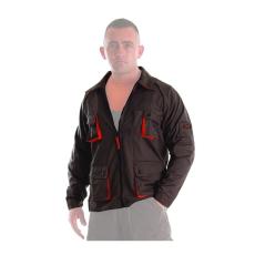 Rock SAFETY® ROCK szürke-narancssárga munkás dzseki : Kabát kialakítása: - Dzseki, Munkaruha jelege: - Kabát / Dzseki, Szín: - Szürke-Narancs, UN méret: - 68-as (5XL)