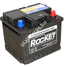 Rocket SMF 54316 43Ah jobb+ autó akkumulátor