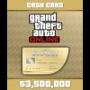 Rockstar Games Grand Theft Auto V: Whale Shark Cash Card (PC - Digitális termékkulcs)