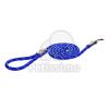 Rogz kötél póráz, kék L (HLLR12-B)