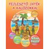 Roland Toys Kft. FEJLESZTŐ JÁTÉK A KALÓZOKKAL - FOGLALKOZTATÓ 5-6 ÉVESEKNEK