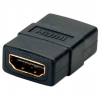 ROLINE A ROLINE HDMI (F) - HDMI A (F), aranyozott csatlakozók