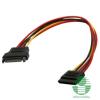 ROLINE kábel SATA táp hosszabbító, 30cm (11.03.1042)