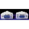 ROLINE kábel Soros Hosszabbító RS-232 (Male) to RS-232 (FeMale) 3m