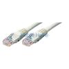 ROLINE UTP CAT5e patch kábel, szürke, 3m (XUTPC5PKAB3)
