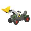 Rolly Toys Rolly FarmTrac Fendt 211 Vario pedálos markolós traktor