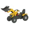 Rolly Toys Rolly FarmTrac JCB 8250 pedálos markolós traktor