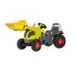 Rolly Toys Rolly Kid Claas Elios pedálos markolós traktor