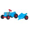 Rolly Toys Rolly Kiddy Classic pedálos traktor utánfutóval