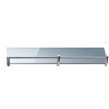 Roltechnik átlátszó polc, 50x11 Cikkszám: 06 55 bútor