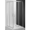 Roltechnik Roltechnik PXS2L+PXS2P szögletes zuhanykabin/ 90x90x200