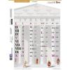 Római számok tabló + 10db tanulói munkalap