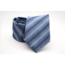 Rossini Prémium nyakkendõ - Kék csíkos