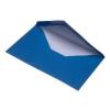 Rössler Papier GmbH and Co. KG Rössler B/6 boríték  125x176 mm 100gr. acél kék