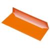 Rössler Papier GmbH and Co. KG Rössler LA/4 boríték 110x220 100 gr. narancs