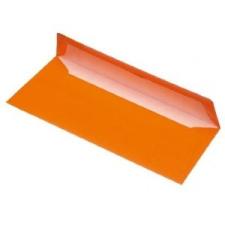Rössler Papier GmbH and Co. KG Rössler LA/4 boríték 110x220 100 gr. narancs boríték
