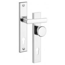 ROSTEX - biztonsági ajtó kilincs BK 802 szögletes barkácsolás, csiszolás, rögzítés